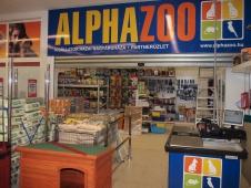Alphazoo üzlet Tata
