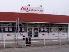 14.sz. CBA üzlet